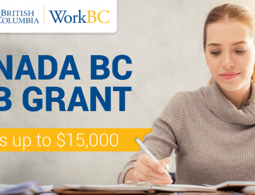 Canada-BC Job Grant Information from Small Business BC