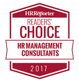 HR Reporter Readers' Choice HR Management Consultants 2017