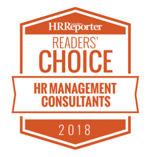 2018 Canadian HR Reporter Readers' Choice Awards