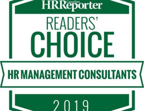 2019 Canadian HR Reporter Readers' Choice Awards