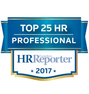 Top 25 HR Professional HR Reporter 2017