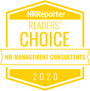 2020 Canadian HR Reporter Readers' Choice Awards winner